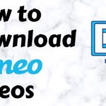 Download vimeo videos - featured image